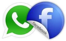 sancion a facebook y whatsapp