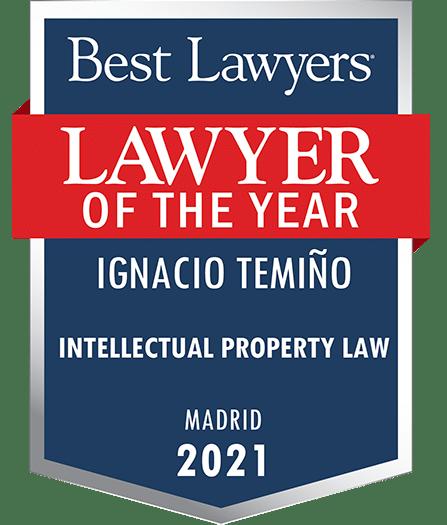 Ignacio Termiño galardonado con lawyer of the year 2021